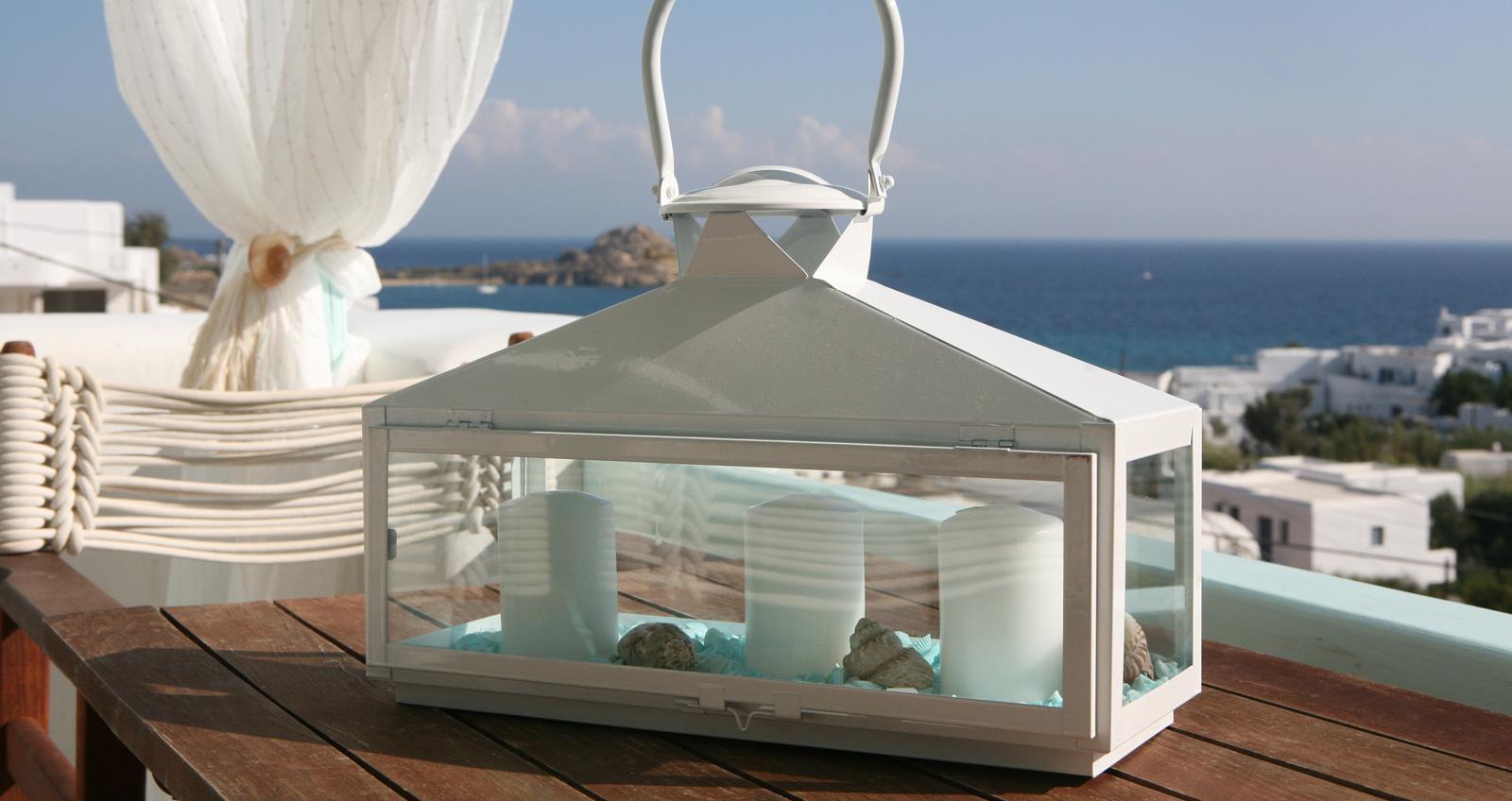 About Villa Melliti Luxury Apartments Mykonos